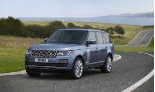 2018 Land Rover Range Review Ratings Specs Prices And Photos The Car Connection