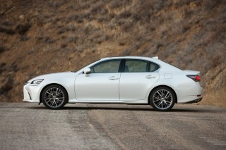2018 lexus gs review, ratings, specs, prices, and photos - the car