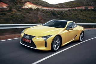 2018 Lexus Lc Review Ratings Specs Prices And Photos The Car