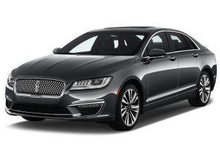 2018 Lincoln MKZ Photos