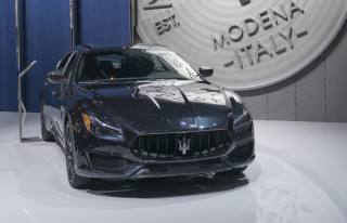 2018 Maserati Quattroporte Nerissimo