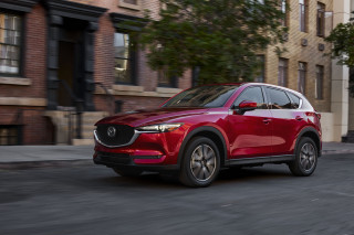 2018 Mazda Cx 5 Review Ratings Specs Prices And Photos The Car Connection