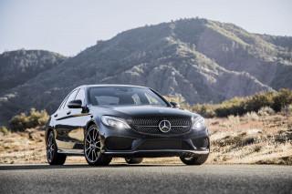 2018 Mercedes-Benz C-Class (Mercedes-AMG C43 sedan)
