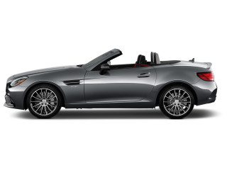 2018 Mercedes-Benz SLC AMG SLC 43 Roadster Side Exterior View