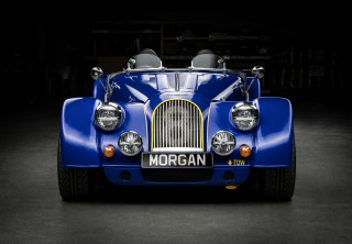 Morgan builds its final V-8 cars, teases what comes next