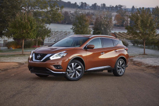 2018 Nissan Murano Review Ratings Specs Prices And Photos The Car Connection