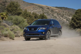 2018 Nissan Pathfinder Review, Ratings, Specs, Prices, And Photos   The Car  Connection