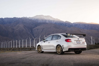 Subaru trademark application hints at hotter WRX STI for US