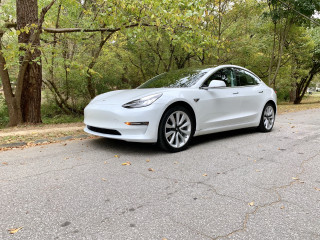 Tesla ekes 4 more miles out of Model 3 Mid Range