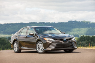 2018 Toyota Camry Review, Ratings, Specs, Prices, And Photos   The Car  Connection