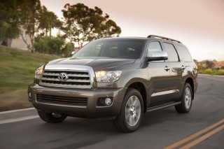 New And Used Toyota Sequoia: Prices, Photos, Reviews, Specs   The Car  Connection