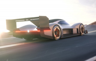VW to return to Pikes Peak with ID R electric racer