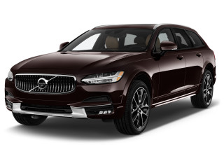 2018 Volvo V90 Cross Country T5 AWD Angular Front Exterior View