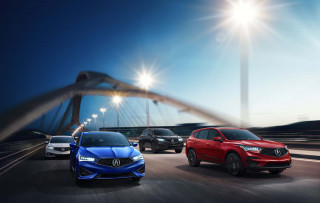 2019 Acura ILX debuts with brand's new design language, safety tech