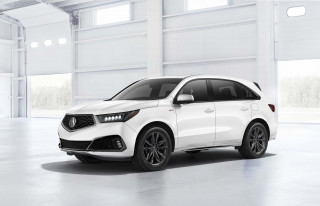 2019 Acura MDX Photos