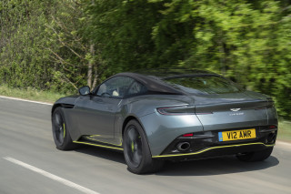 2019 Aston Martin Db11 Review Ratings Specs Prices And Photos
