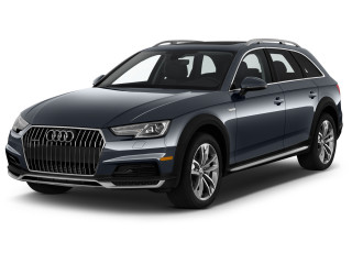 2019 Audi A4 allroad 2.0 TFSI Premium Angular Front Exterior View