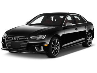 2019 Audi A4 Premium Plus 3.0 TFSI quattro Angular Front Exterior View