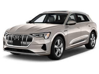 2019 Audi e-tron Prestige quattro Angular Front Exterior View