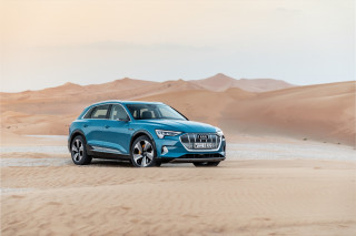 2019 Audi e-tron first drive: Redrawing the electric-vehicle boundaries