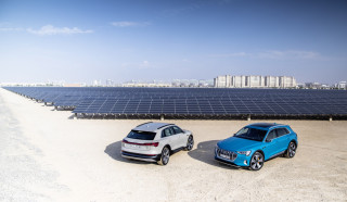 Report: Battery shortages lead to Audi E-tron production delays