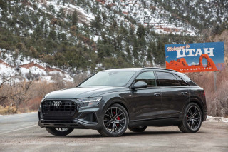 2019 Audi Q8, A6 earn high marks in latest crash tests