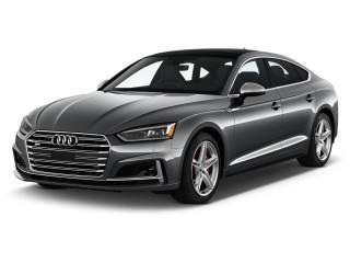 2019 Audi S5 Sportback 3.0 TFSI Prestige Angular Front Exterior View