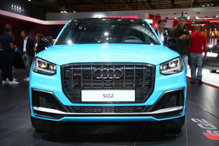 2019 Audi SQ2, 2018 Paris auto show