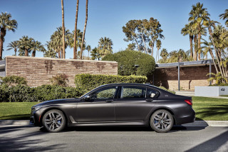 2019 BMW 7-Series Review, Ratings, Specs, Prices, and Photos