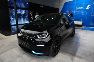2019 BMW i3, 2018 Paris auto show
