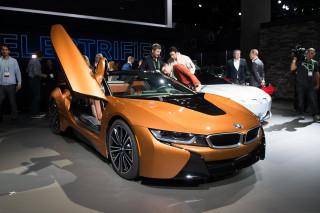 2019 BMW i8 Roadster, 2017 Los Angeles Auto Show