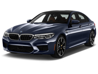 2019 BMW M5 Photos
