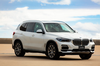 Review update: Tonight, let's just 2019 BMW X5 and grille