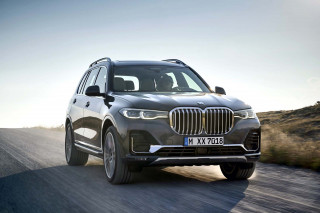 2019 BMW X7 first look: Maximum crossover SUV