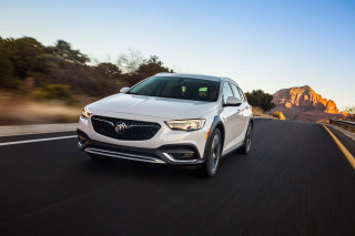 2019 Buick Regal Review Ratings Specs Prices And Photos The