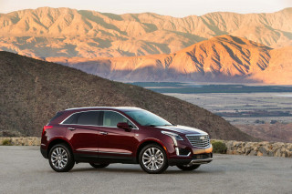 2019 Cadillac Xt5 Review Ratings Specs Prices And Photos The