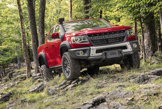 Chevrolet Colorado ZR2 Bison to start at $48,045