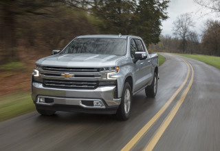 2019 Chevrolet Silverado's new turbo-4 rated at 21 mpg combined