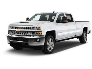2019 Chevrolet Silverado 2500HD Photos