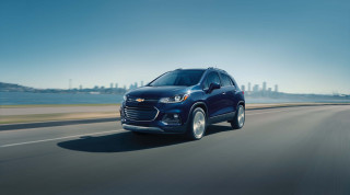 Chevrolet Trax crossover SUV recalled to fix suspension flaw