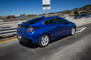 What will happen to GM's Voltec system now that the Chevy Volt has been discontinued?