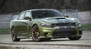2019 Dodge Charger preview