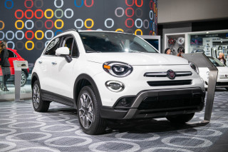 2019 Fiat 500X, 2018 LA Auto Show