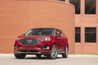 2019 Ford Edge earns the automaker its first IIHS Top Safety Pick of 2019