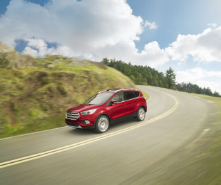 2019 Ford Escape Review Ratings Specs Prices And Photos The Car Connection