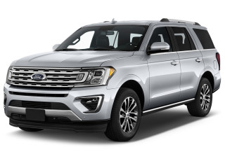 2019 Ford Expedition Limited 4x2 Angular Front Exterior View