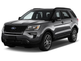 2019 Ford Explorer Photos