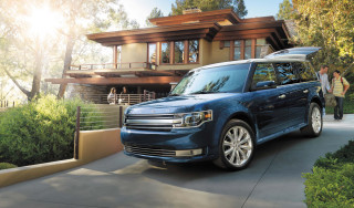 2019 Ford Flex: Design, Trims, Price >> 2019 Ford Flex Review Ratings Specs Prices And Photos The Car