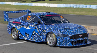 2019 Ford Mustang Australia Supercars racer revealed