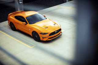 Next Ford Mustang said to be coming in 2021, and with available AWD
